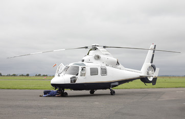 VP-BUL - Private Aerospatiale AS365 Dauphin II
