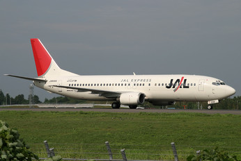 JA8999 - JAL - Express Boeing 737-400