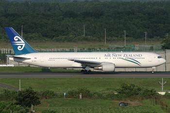 ZK-NCJ - Air New Zealand Boeing 767-300ER