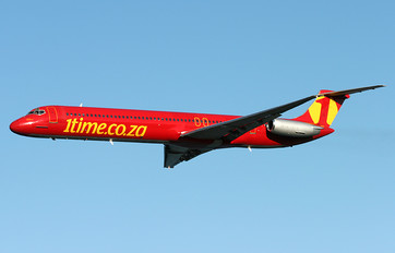 ZS-TRD - 1Time McDonnell Douglas MD-82