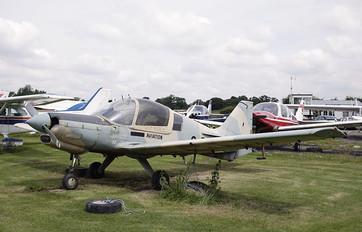 G-BHXA - Private Scottish Aviation Bulldog