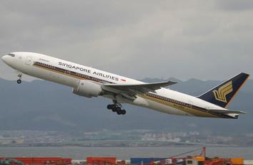 9V-SRO - Singapore Airlines Boeing 777-200ER