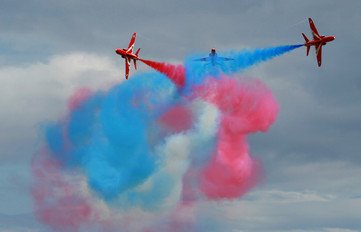 "XX292 - Royal Air Force ""Red Arrows"" British Aerospace Hawk T.1/ 1A"