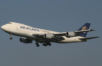 TF-ARP - Air Atlanta Cargo Boeing 747-200F
