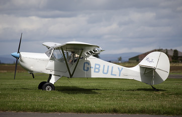 G-BULY - Private Avid Aircraft Flyer