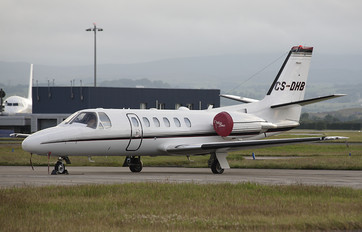 CS-DHB - NetJets Europe (Portugal) Cessna 550 Citation Bravo