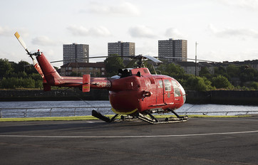 G-CDBS - Bond Air Services MBB Bo-105DBS