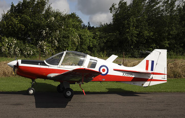 G-CBBT - Private Scottish Aviation Bulldog