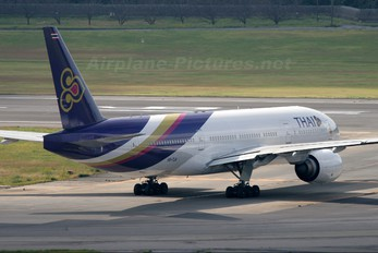 HS-TJA - Thai Airways Boeing 777-200