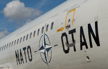 - - NATO Boeing 707-307C(TCA)