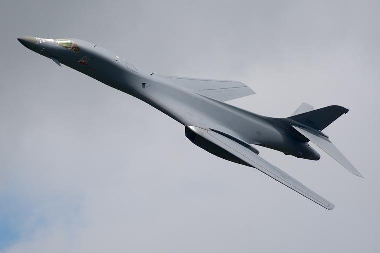 USA - Air Force - aircraft at Fairford