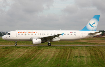 TC-FBE - FreeBird Airlines Airbus A320