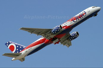 N905AW - America West Airlines Boeing 757-200