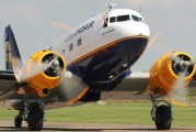 TF-NPK - Icelandair Douglas DC-3 aircraft