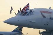 G-BOAG - British Airways Aerospatiale-BAC Concorde aircraft