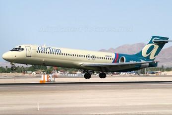 N990AT - AirTran Boeing 717