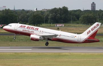 D-ADBN - Air Berlin Airbus A320