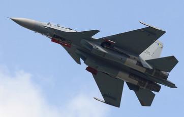 M52-04 - Malaysia - Air Force Sukhoi Su-30MKM
