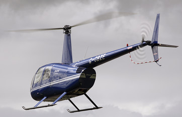 G-CBZE - Scotia Helicopters Robinson R44 Astro / Raven