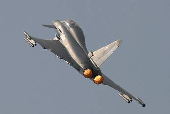 ZJ803 - Royal Air Force Eurofighter Typhoon T.1