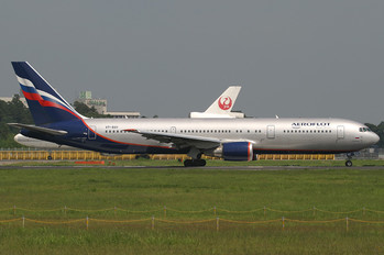 VP-BAY - Aeroflot Boeing 767-300