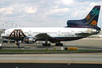 N161AT - American Trans Air Lockheed L-1011-500 TriStar