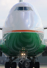 B-16405 - Eva Air Boeing 747-400