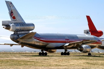 - - Unknown McDonnell Douglas DC-10