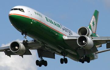 B-16113 - EVA Air Cargo McDonnell Douglas MD-11F