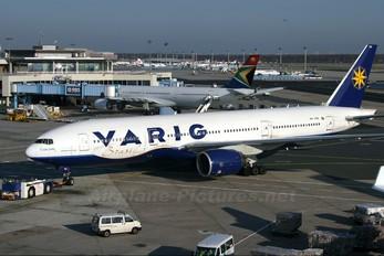 PP-VRE - VARIG Boeing 777-200