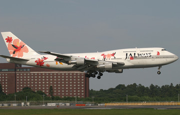 JA8187 - JALways Boeing 747-300
