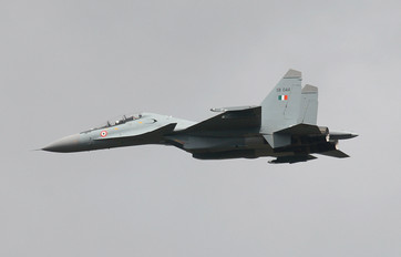 SB044 - India - Air Force Sukhoi Su-30MKI