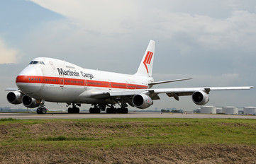 PH-MCF - Martinair Cargo Boeing 747-200SF