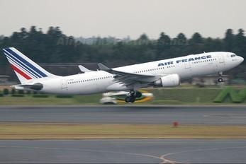 F-GZCA - Air France Airbus A330-200