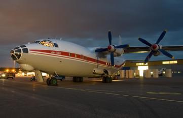 UR-CAH - Aeronord Antonov An-12 (all models)