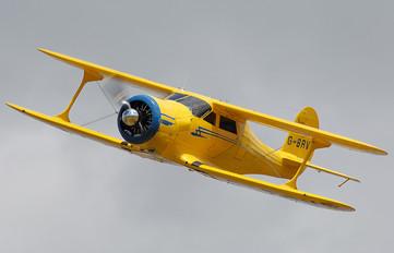 G-BRVE - Patina Beechcraft 17 Staggerwing