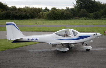 G-BVHF - Tayside Aviation Grob G115 Tutor T.1 / Heron