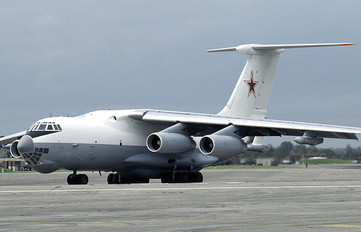 34 - Russia - Air Force Ilyushin Il-78
