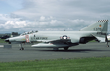 66-0370 - USA - Air Force McDonnell Douglas F-4E Phantom II