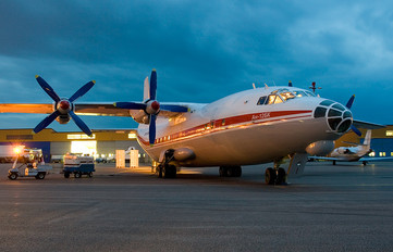 UR-CAH - Aeronord Antonov An-12 (all models)