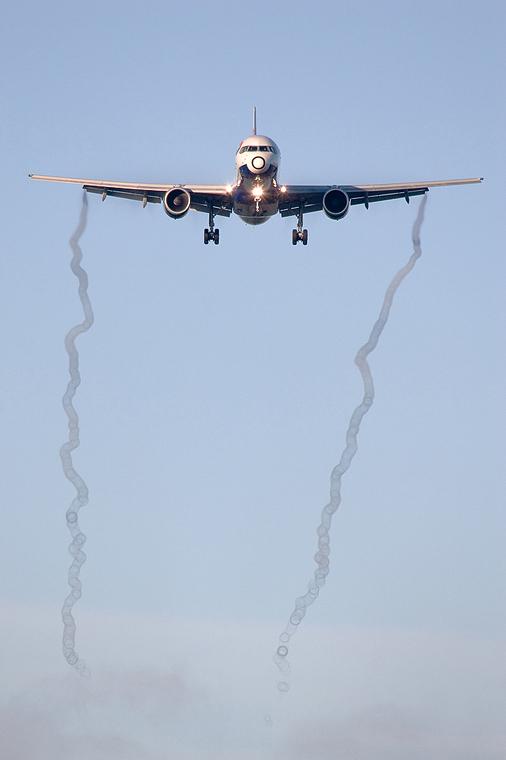British Airways - aircraft at London - Heathrow