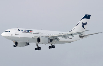EP-IBN - Iran Air Airbus A310