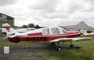 G-AXPA - Private Beagle B121 Pup
