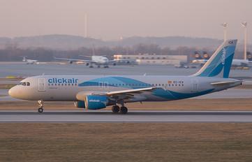 EC-ICV - Clickair Airbus A320