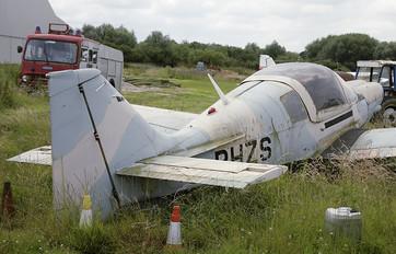 G-BHZS - Private Scottish Aviation Bulldog