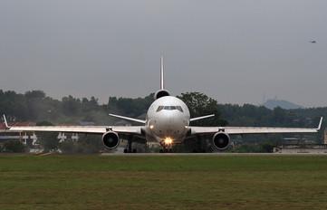 9M-TGR - Transmile Air Services McDonnell Douglas MD-11F