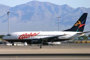 N740AL - Aloha Airlines Boeing 737-700