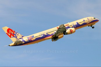 N902AW - America West Airlines Boeing 757-200
