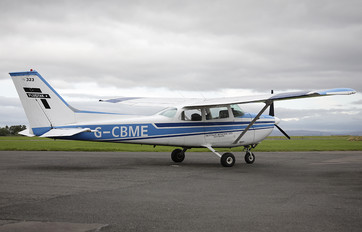 G-CBME - Private Cessna 172 Skyhawk (all models except RG)