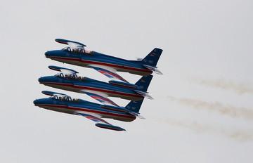 YU-YAG - STARS Aerobatic Team Soko G-2A Galeb
